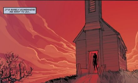DARK HORSE COMICS | THE WHISPERING DARK #3