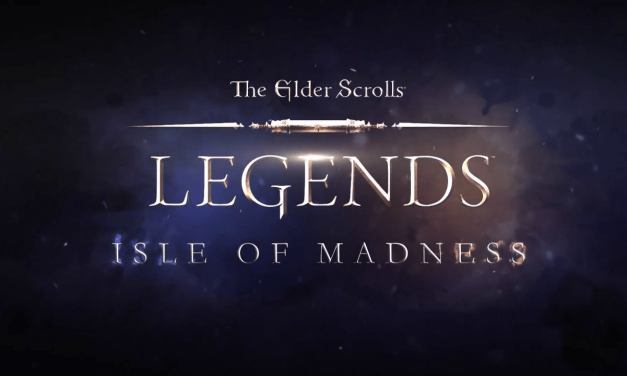 """<span class=""""entry-title-primary"""">ISLE OF MADNESS</span> <span class=""""entry-subtitle"""">Expansión de The elder scrolls: Legends </span>"""
