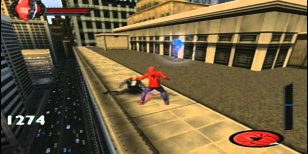 """<span class=""""entry-title-primary"""">Retrospectiva Aracnida #3: Spider-man: the movie (GBA, GC, PC, PS2, Xbox)</span> <span class=""""entry-subtitle"""">The movie: the Game: the review</span>"""