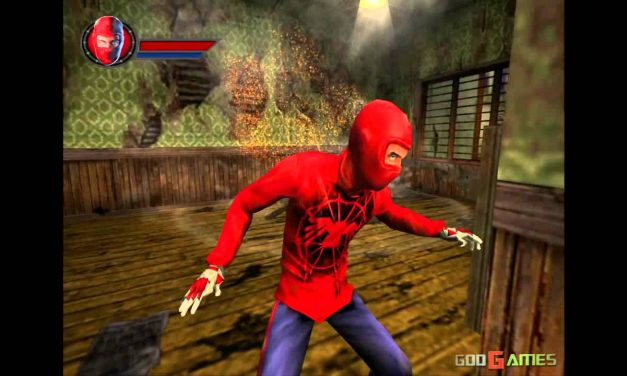 RETROSPECTIVA ARACNIDA #4: SPIDER-MAN 2: THE MOVIE (GBA, GC, PC, PS2, XBOX, PSP)
