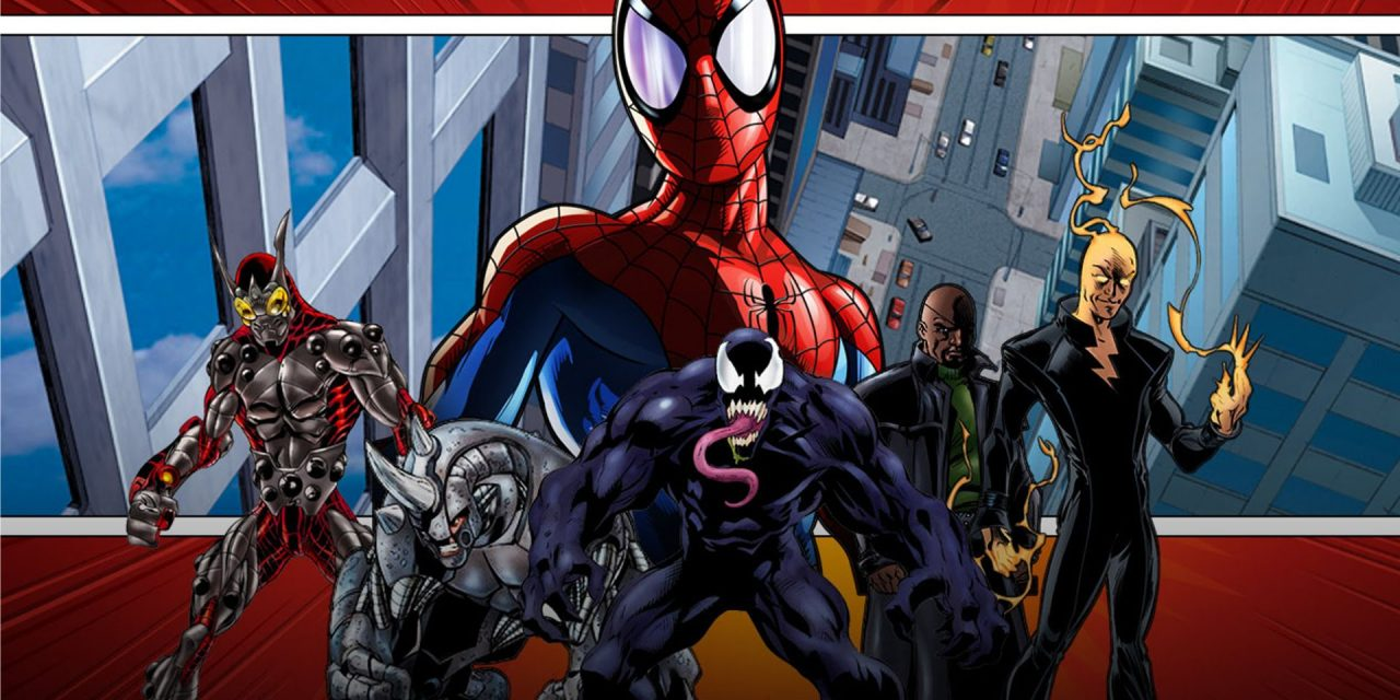 "<span class=""entry-title-primary"">Retrospectiva Aracnida #5: Ultimate Spider-man (GC, PS2, Xbox, GBA, NDS, PC)</span> <span class=""entry-subtitle"">La racha continúa.</span>"