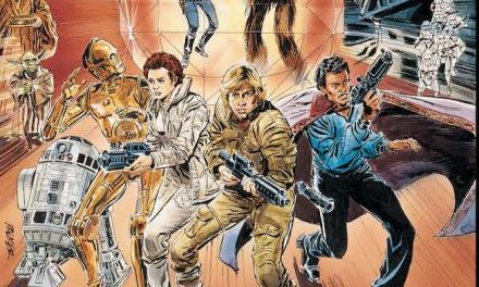 "MARVEL ANUNCIA ""STAR WARS ORIGINAL MARVEL YEARS #50"""