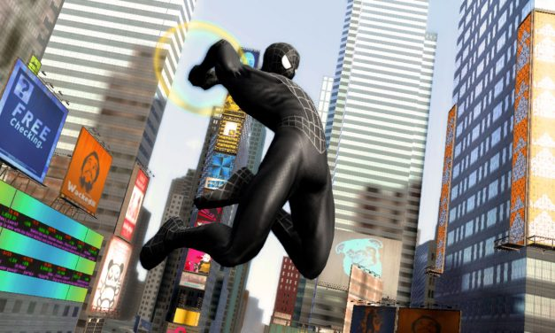 RETROSPECTIVA ARÁCNIDA #6: Spider-Man 3: The videogame (PS3, Ps2, NDS, GBA, Xbox 360, PC, PSP)