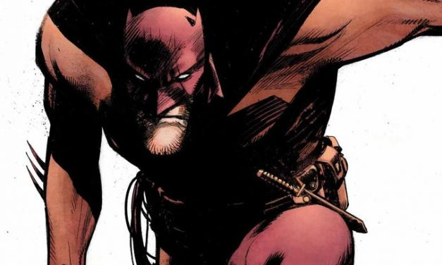 Primer vistazo a la secuela de Batman: White Knight.