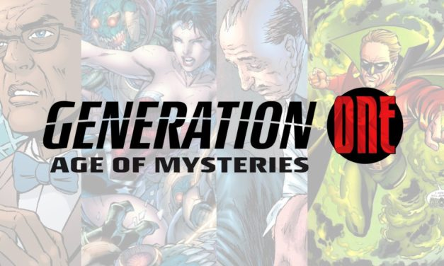 DC PRESENTA GENERATION ONE: AGE OF MYSTERIES