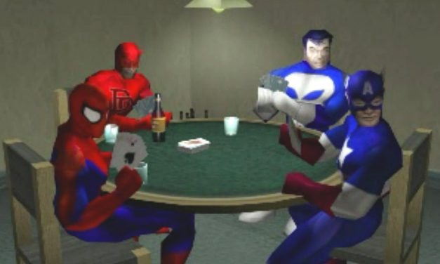 Retrospectiva Aracnida #1: Spider-man 2000 (N64, PSX, DREAMCAST, PC)