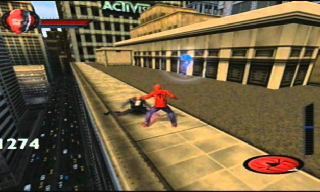 Retrospectiva Aracnida #3: Spider-man: the movie (GBA, GC, PC, PS2, Xbox)