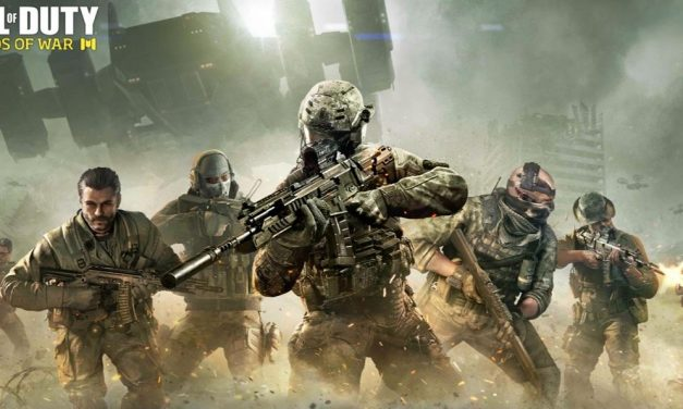 CALL OF DUTY: MOBILE REVELADO