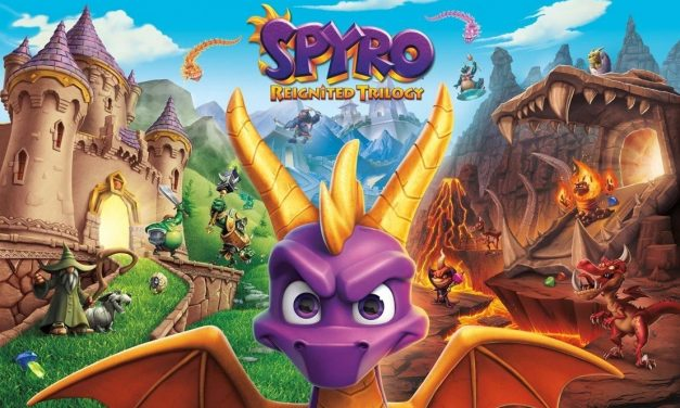 ¡SPYRO REIGNITED TRILOGY SE DESLIZA HACIA EL NINTENDO SWITCH™ Y A LA PC via STEAM!